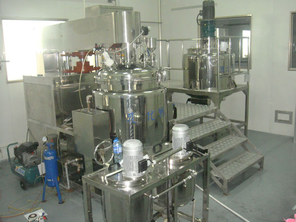 350L均质乳化机